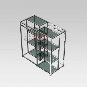 رگال لباس شیشه ای8