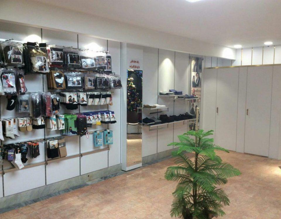 رشت فروشگاه نیل ۴ رگال لباس رگال دیواری رگال استیل