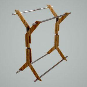 رگال چوبی