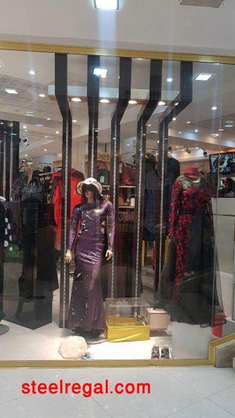 دیزاین بوتیک زنانه رگال لباس استیل رگال