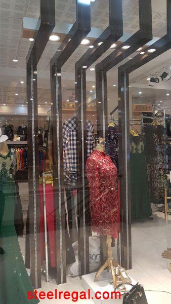 دیزاین فروشگاه لباس تندیس تبریز