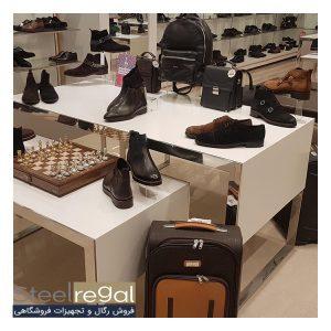 رگال کفش مردانه استیل رگال