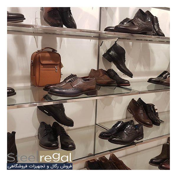 رگال کفش نمونه استیل رگال