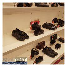 رگال کفش زنانه استیل رگال
