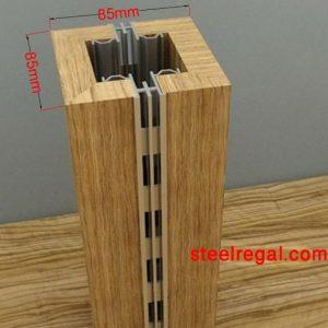 ستون رگال ال سی پهن دوطرفه رگال رگال لباس رگال دیواری